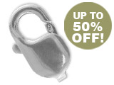 Save up to 50% on Jewellery Findings
