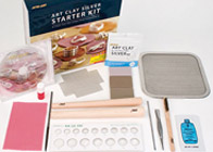 Art Clay Starter Kit, click here