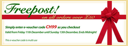 FREEPOST 11th - 13th December