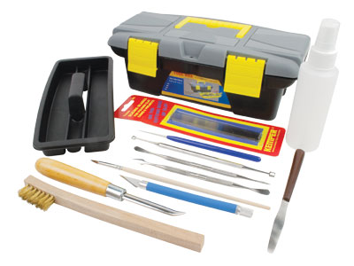 Tools for Precious Metal Clay