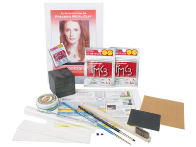 Starter Kit for Precious Metal Clay