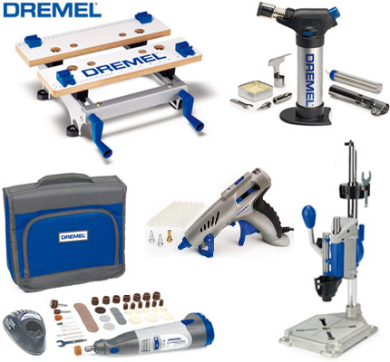 NEW Dremel Tools range at Cooksongold