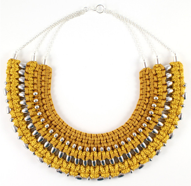 Macrame-Necklace
