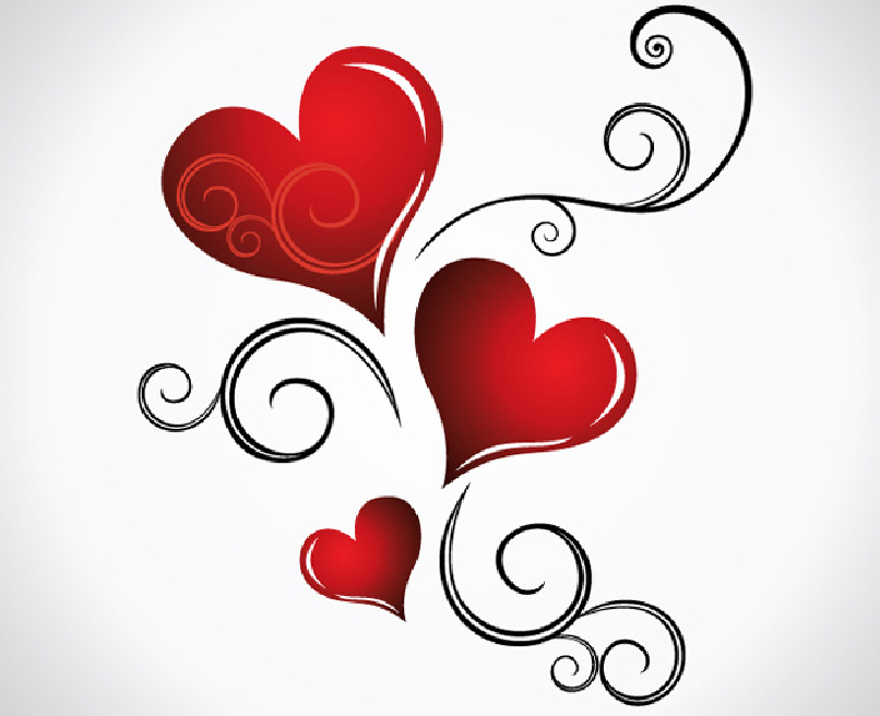 But Statistics Aside, There Can Be No Doubt About The Most Enduring Image  Of Valentineu0027s Day, That Of The Heart. It Is Universally Recognised Across  ...