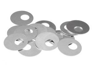 ImpressArt Aluminium Blanks, Round Offset Washer