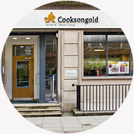 Cooksongold London store