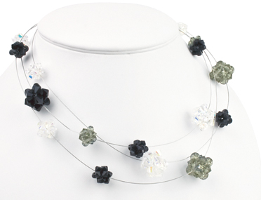 Monochrome Magic Necklet