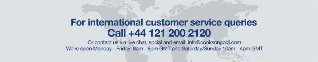 International customer service queries