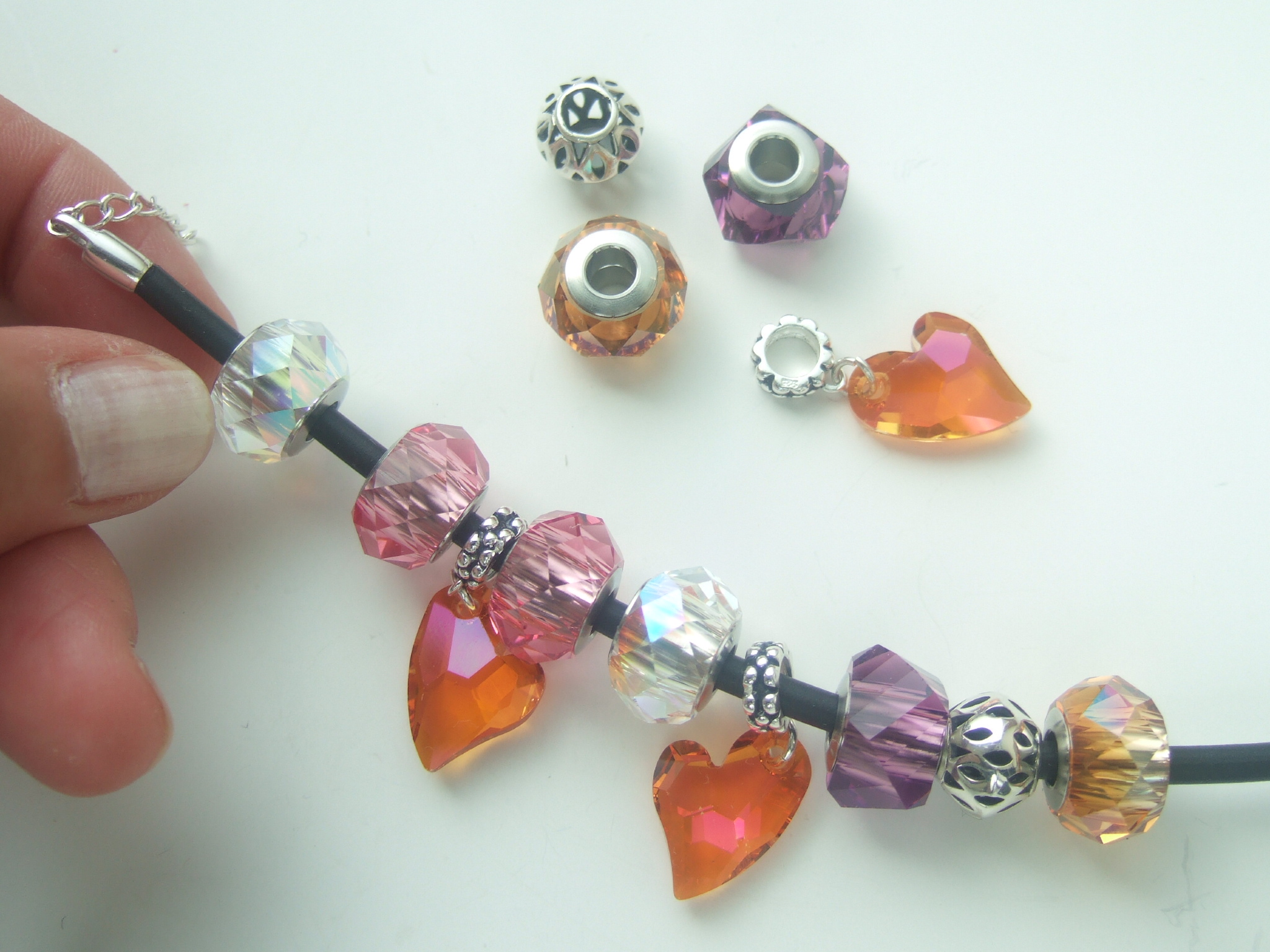 jewellery beads handmade crystal store