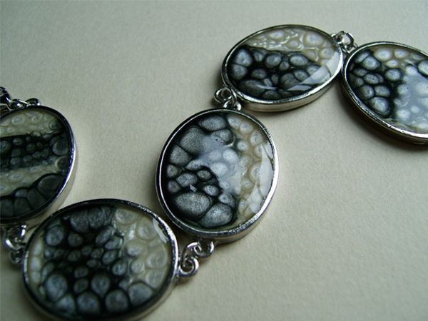 What Paints Can I Use With Making Resin Jewellery