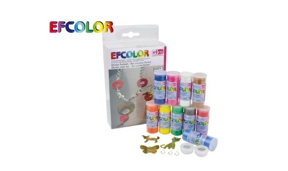 Efcolor Enamelling Guide: Part 1