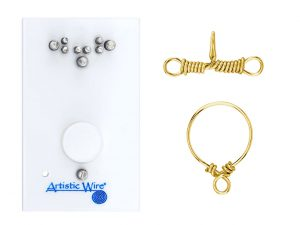 Review: Beadalon Artistic Wire Findings Forms