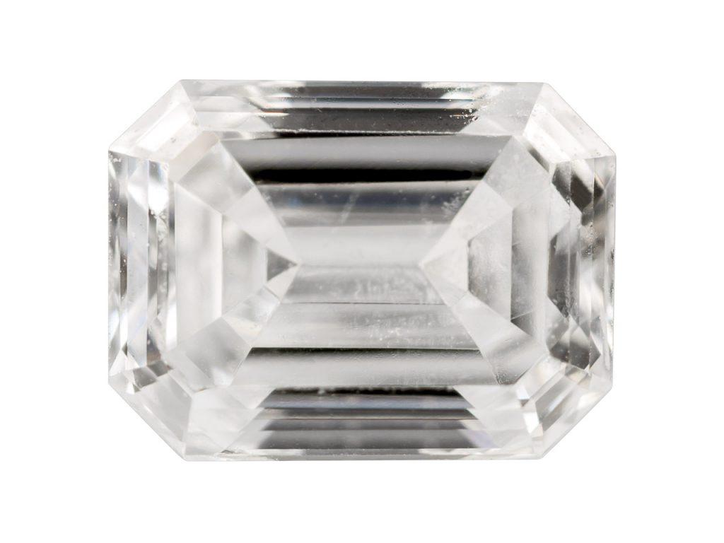 Diamond, Emerald Cut Stone