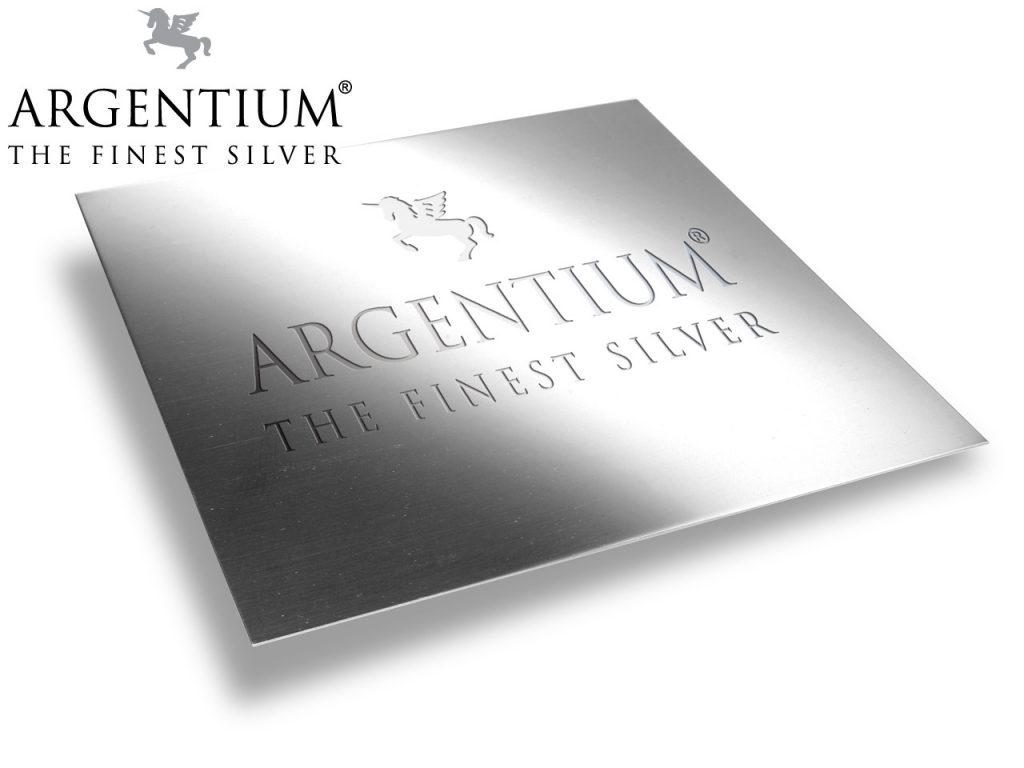 Argentium 935 Silver Sheet