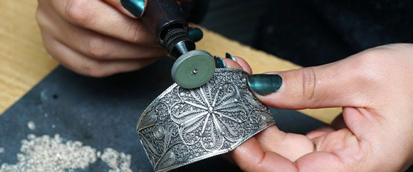 Glossary Of Jewellery Polishing Terms
