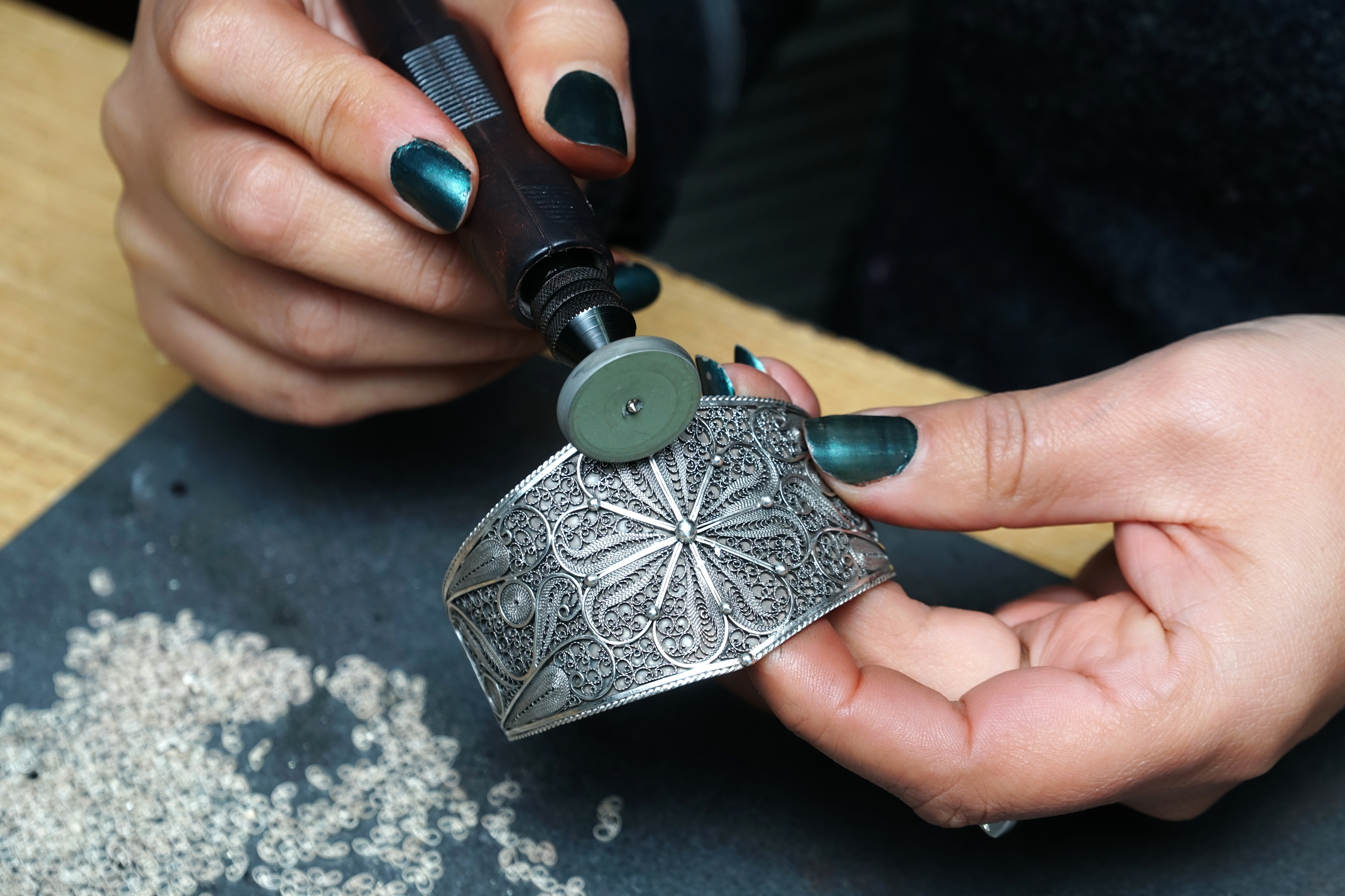 Glossary Of Jewellery Polishing Terms - The Bench