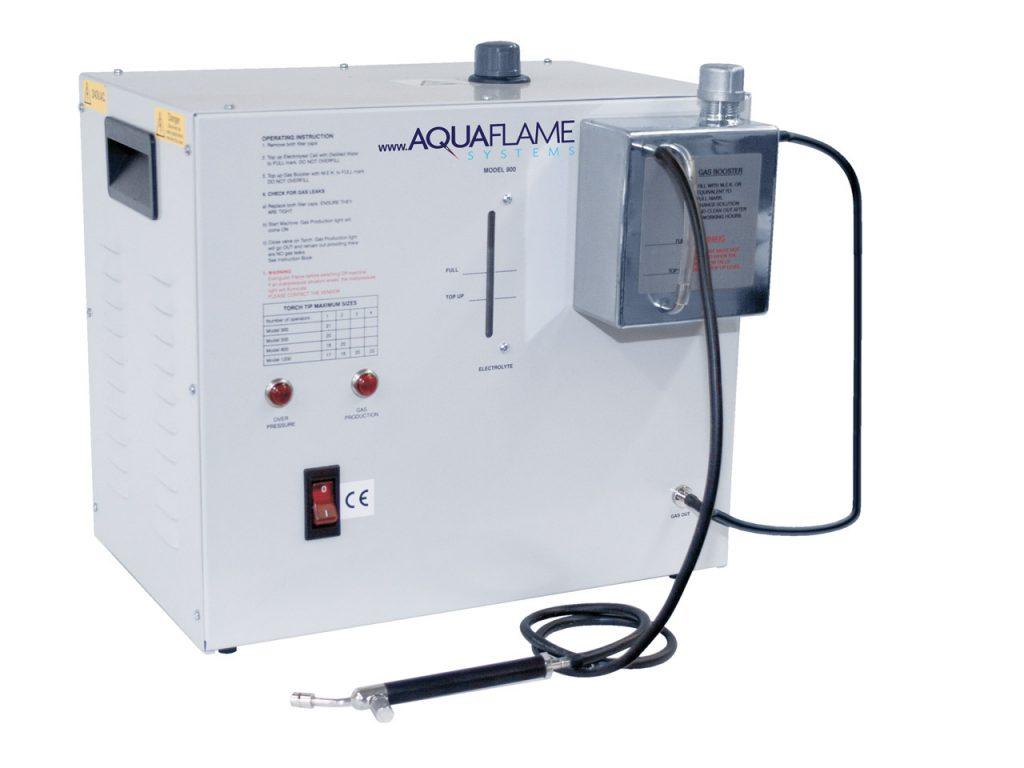 aquaflame welder