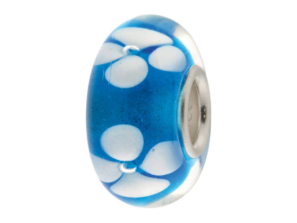 Glass Charm Bead