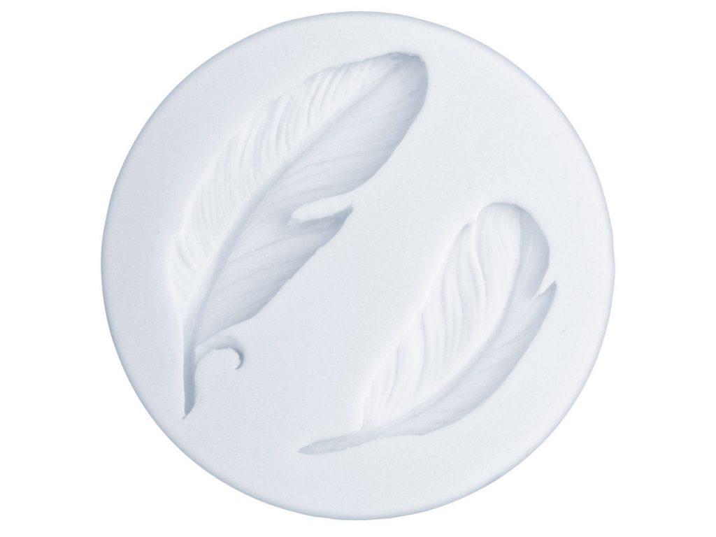 Flexible Mould, Feathers Design