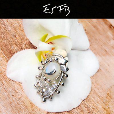 bohemian inspired ring