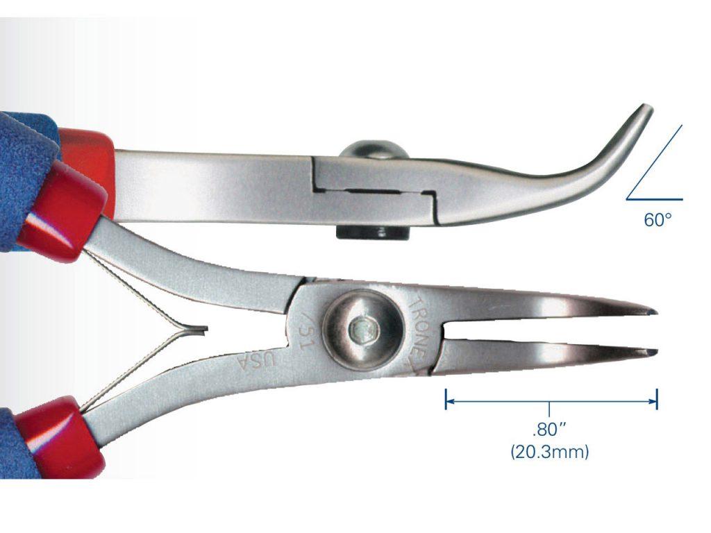 Tronex Bent Nose Pliers