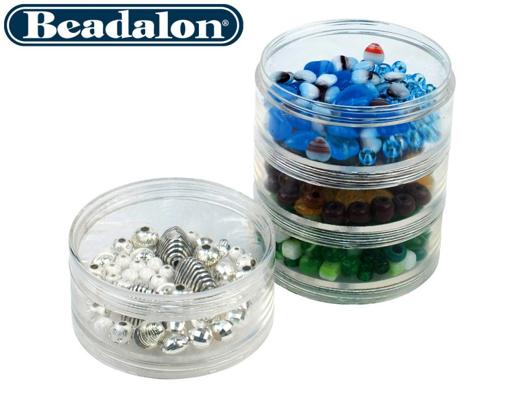 Beadalon Large Stackable Containers