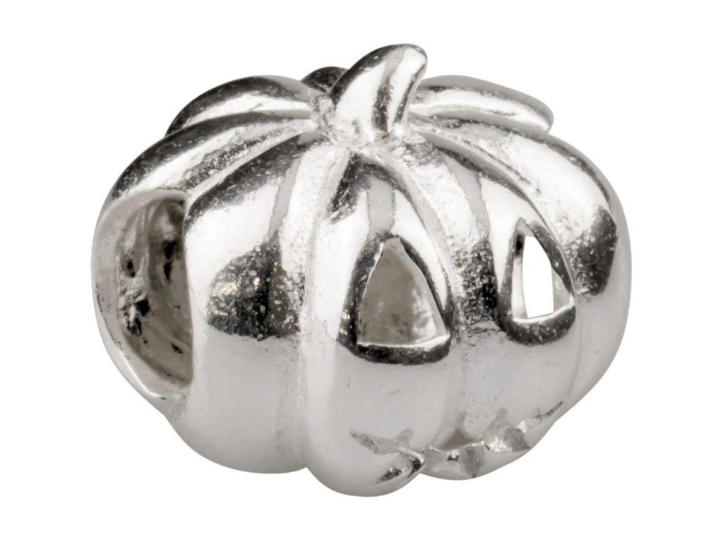pumpkin charm bead