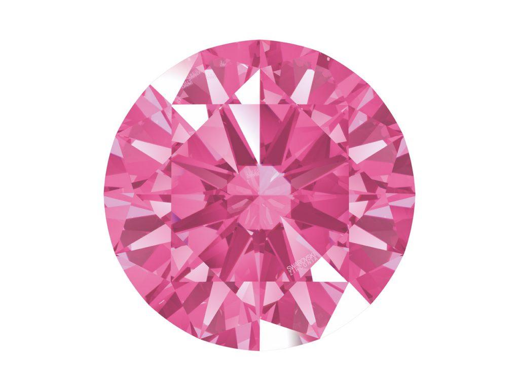 pink zirconia