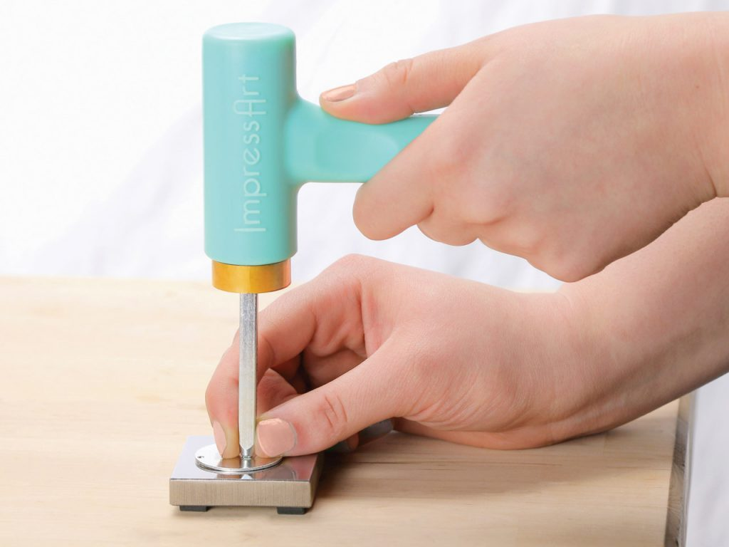 impressart stamping hammer and blank