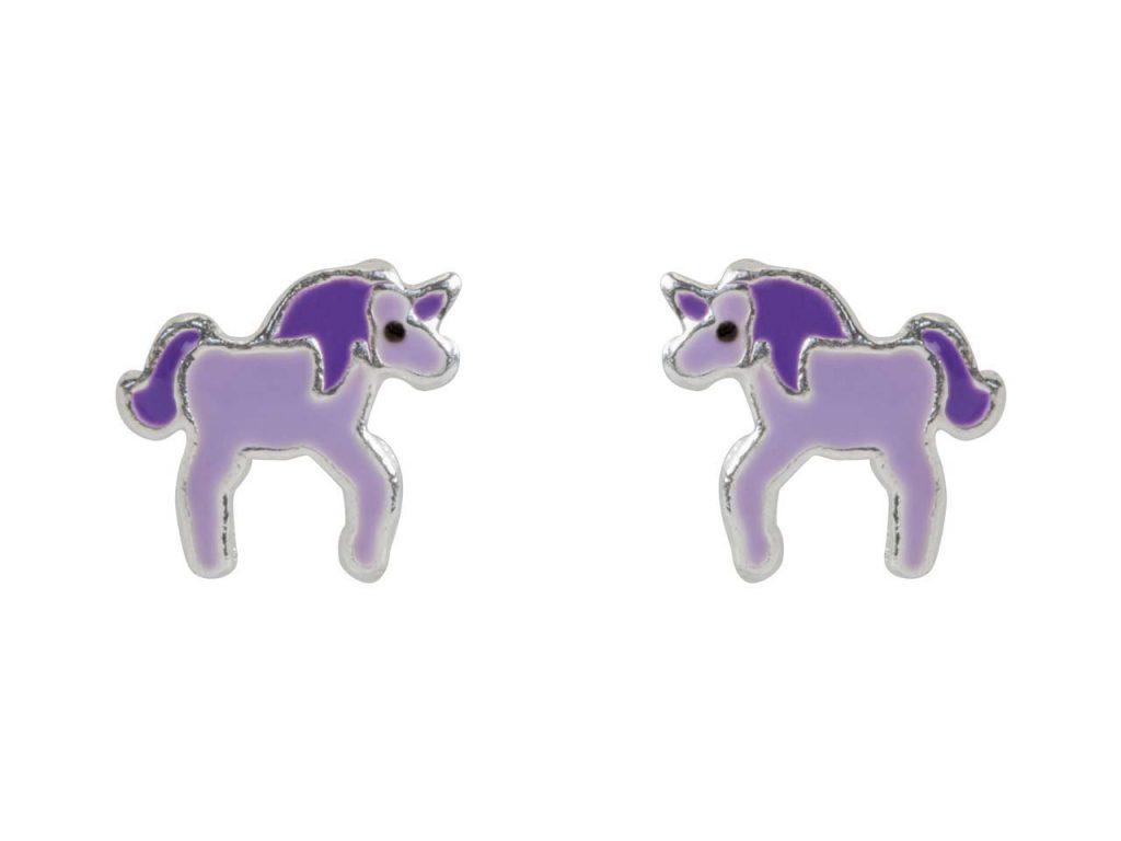 unicorn earrings