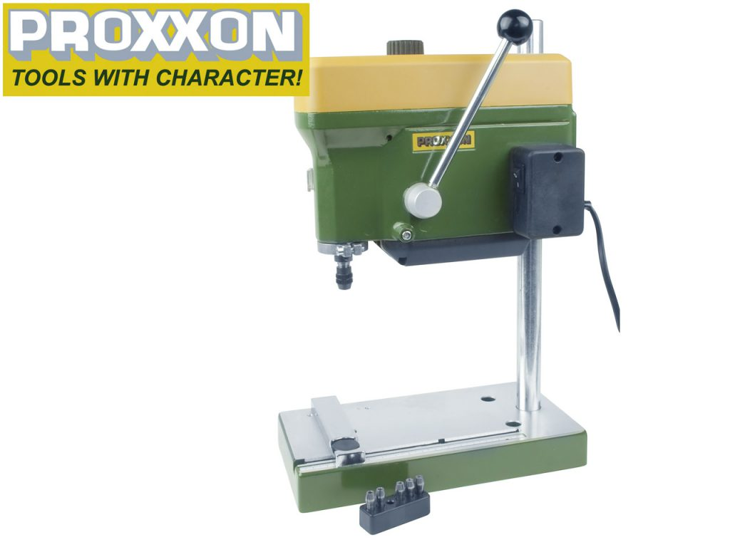 How To Use The Proxxon TBM 220 Bench Drill