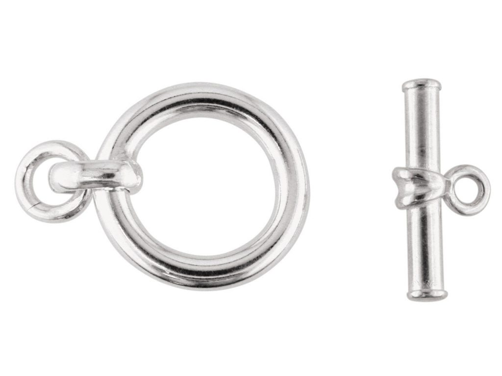 T-Bar and Ring Clasp