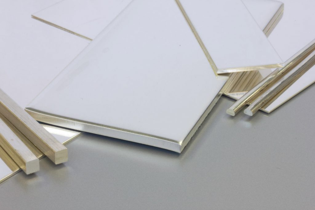 metal sheet and wire