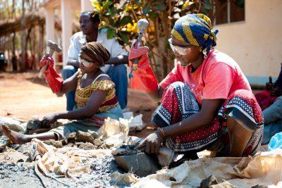 Fairtrade Gold mining