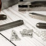 personalised stamping blanks