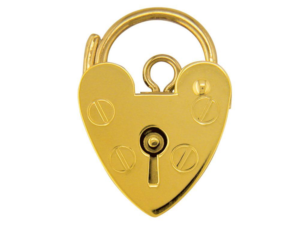 padlock clasp