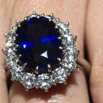 Duke and duchess of cambridge engagement ring