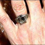 Duchess of Cornwall Engagement Ring