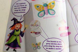 fimo kids kit instructions