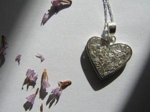 Dunja - Heart Pendant