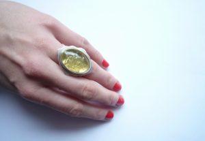 Silver Ring - Dunja