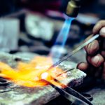 How to Fire Bronze Metal Clay