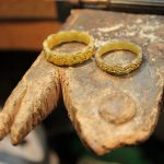 Jewellery casting process