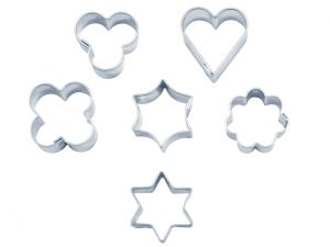 Fimo Clay Cutters