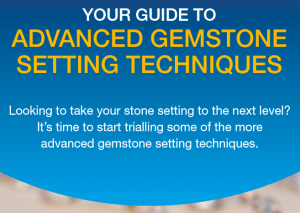 Advanced gemstone setting techniques