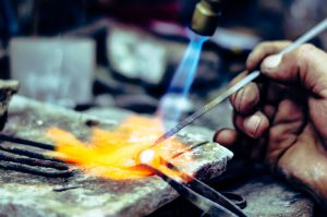 How To Forge A Ring