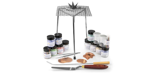 Must-Have Enamelling Equipment and Tools