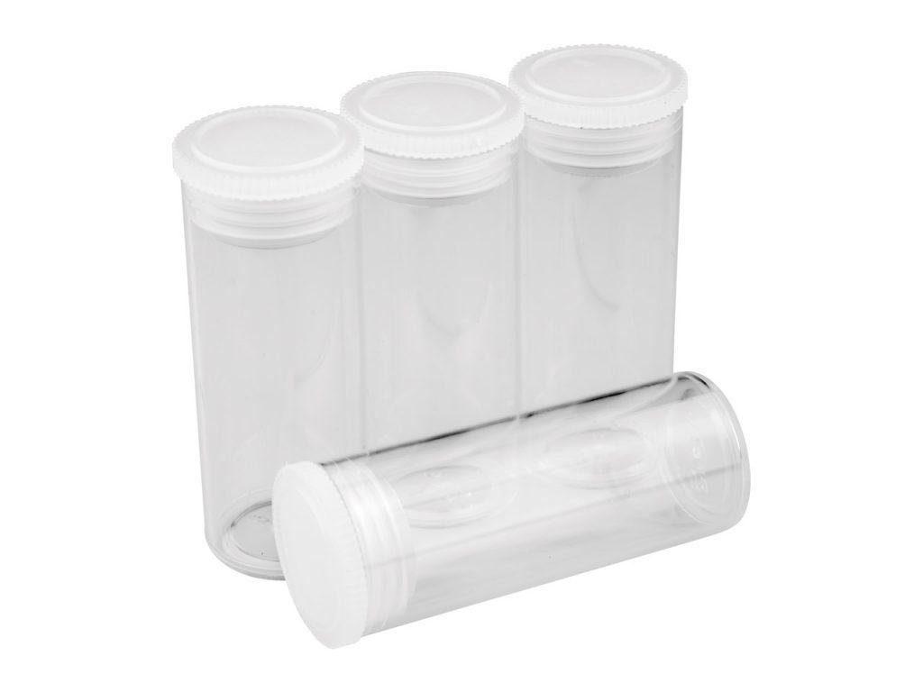 Shaker tubes