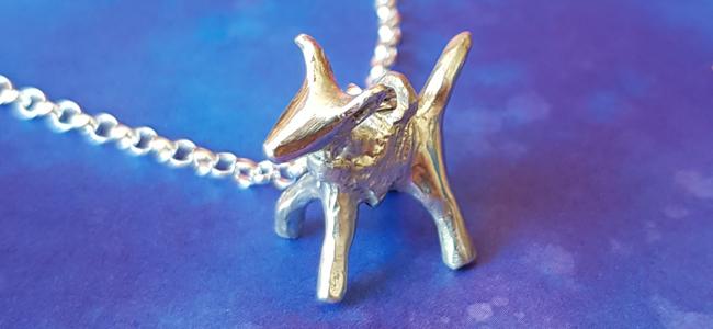 Create a Animal Sculpture Pendant