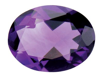 Amethyst Oval 6x4mm
